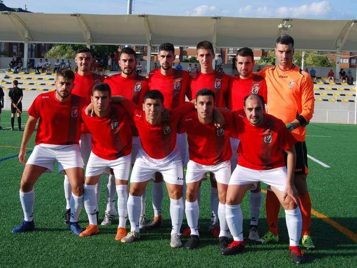 11 Inicial Real Burgos Arandina Ida Copa Federacion (Agosto 2019)