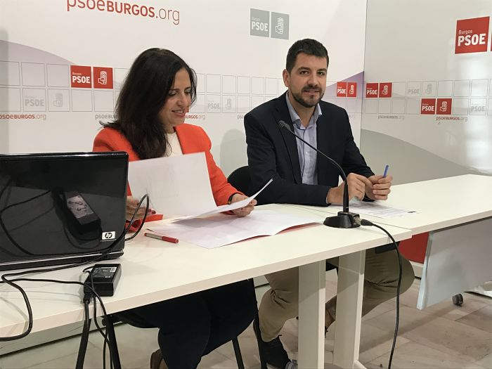 Esther Peña y David Jurado_PSOE_opt