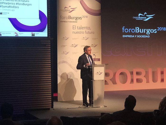 ForoBurgos 2018_Ginés Clemente_Fundación Caja Burgos_opt