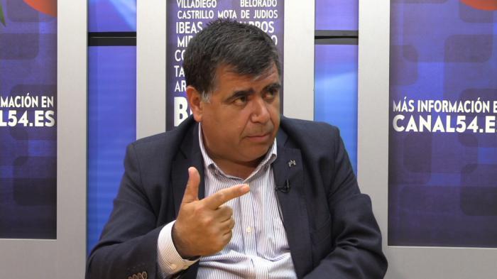 Juan Manuel Manso, ex vicerrector de Planificación de la UBU