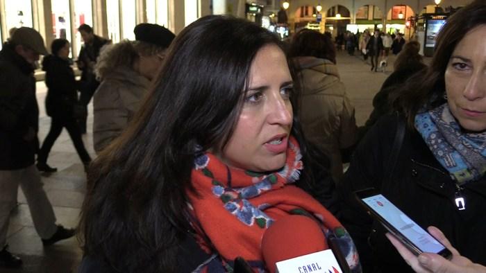 Cierre Campaña Elecciones Generales PSOE Esther Peña (Noviembre 2019)