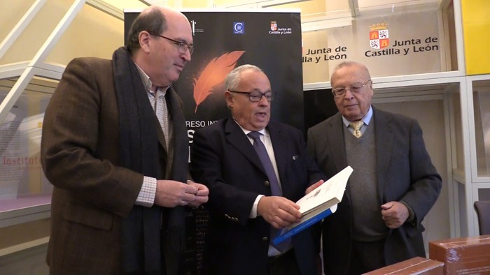 Congreso Internacional Las Glosas Silenses Palacio de la Isla Gonzalo Santonja (Noviembre 2019)