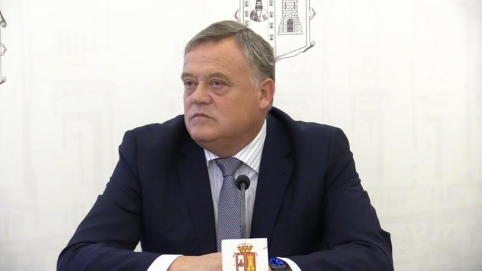 Lorenzo Rodriguez Vicepresidente Diputacion (Noviembre 2019)