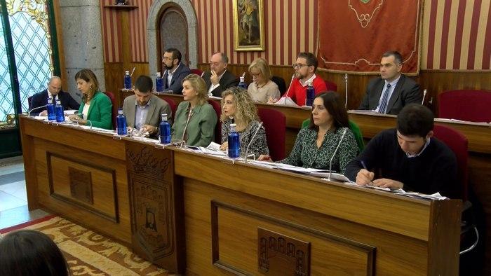 Pleno Ayuntamiento Burgos (Noviembre 2019)