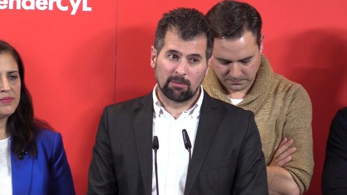 Victoria PSOE Elecciones Generales Luis Tudanca (Noviembre 2019)