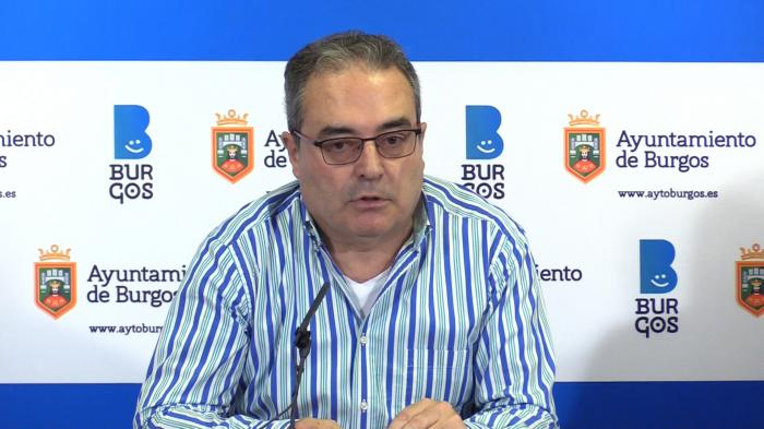 Ángel Martín, portavoz municipal de Vox