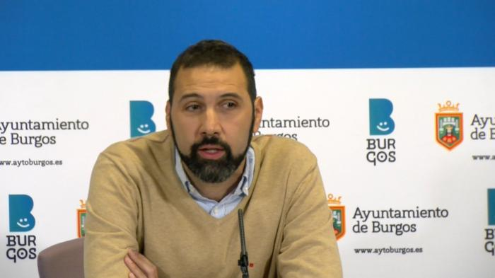 Daniel Garabito, concejal de Fomento