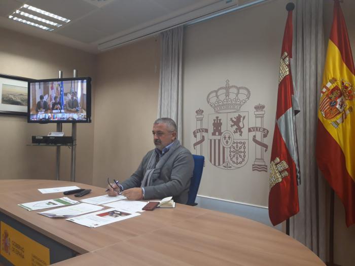 Pedro de la Fuente, subdelegado del Gobierno