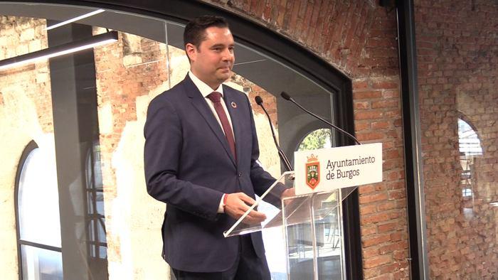 Balance Fin de Año Alcalde Daniel de la Rosa PSOE La Estacion (Diciembre 2019)