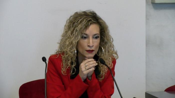 Blanca Carpintero (Diciembre 2019)