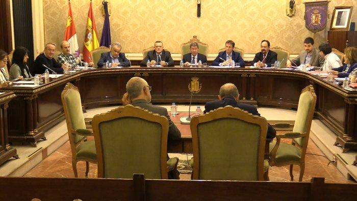 Pleno Extraordinario Diputacion Burgos Presupuestos 2020 (Diciembre 2019)