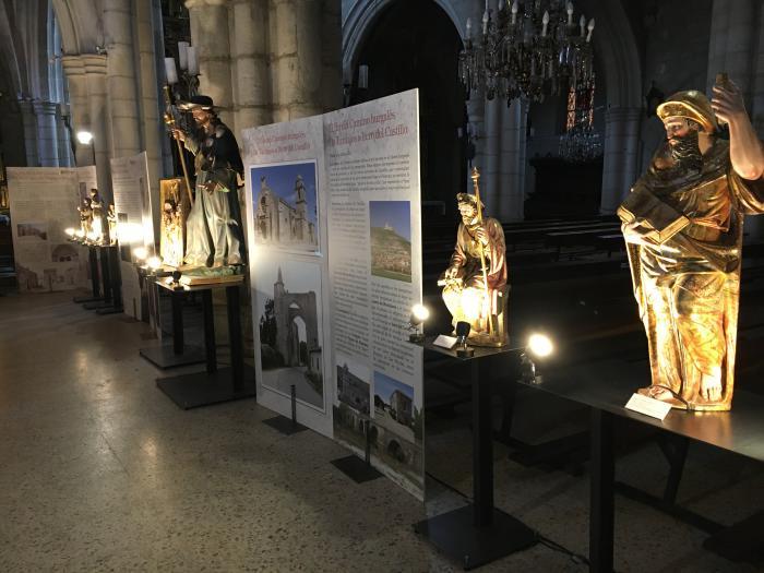mini_Exposición 'Santiago, el peregrino de Burgos'