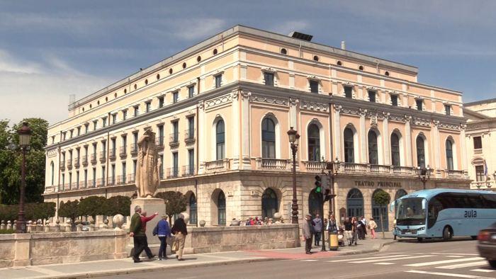 Exteriores Teatro Principal