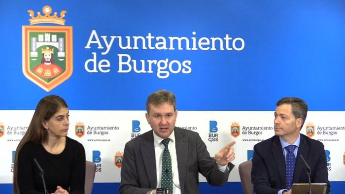 Grupo Municipal Popular Javier Lacalle Carolina Alvarez Cesar Barriada (Enero 2020)