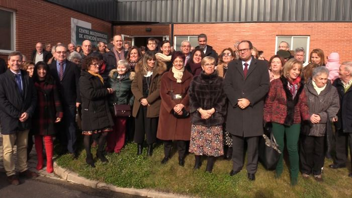 Inauguracion Centro De Dia Parkinson Burgos (Enero 2020)