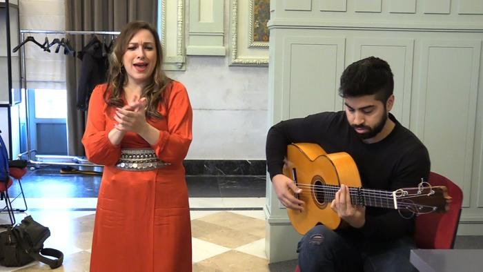 Presentacion Noches Flamencas Teatro Principal (Enero 2020)