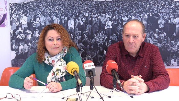 Rueda Prensa CCOO Planes Igualdad Empresas Angel Citores (Enero 2020)