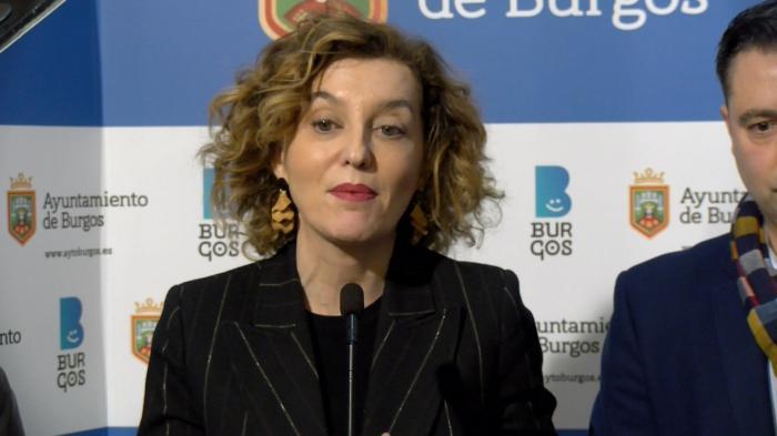 María Pardo, directora general de Vivienda, Arquitectura y Urbanismo de la Junta