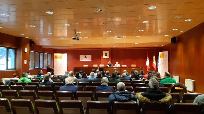 Reunión subdelegado del Gobierno y ayuntamientos