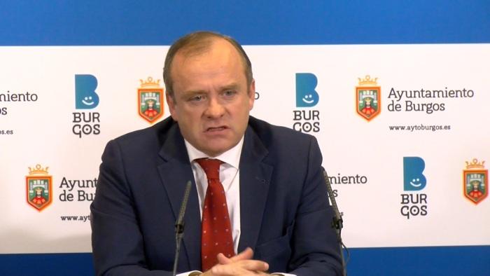 Fernando Martínez-Acitores Ayuntamiento Burgos (Febrero 2020)