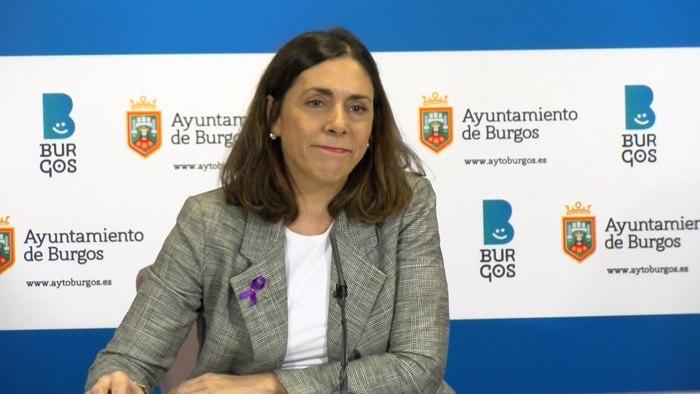 Marga Arroyo Concejal Podemos Ayuntamiento Burgos (Febrero 2020)