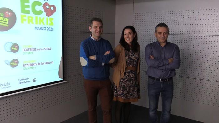 Presentacion Programacion Ecofrikis Fundacion Caja Círculo Laura Sebastian Roberto Lozano Tomás López (Febrero 2020)