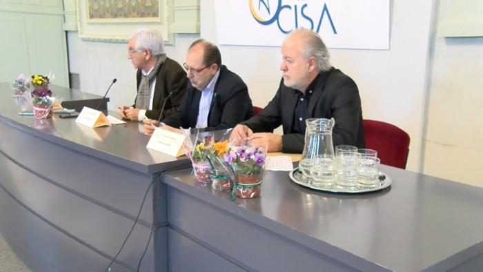 Rueda Prensa Fundacion CISA ASPANIAS Despidos Sala Polison (Febrero 2020)