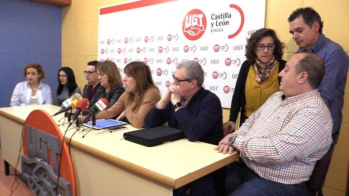 Seccion Sindical UGT Oferta Publica Empleo Diputacion Natalia Molina (Febrero 2020)