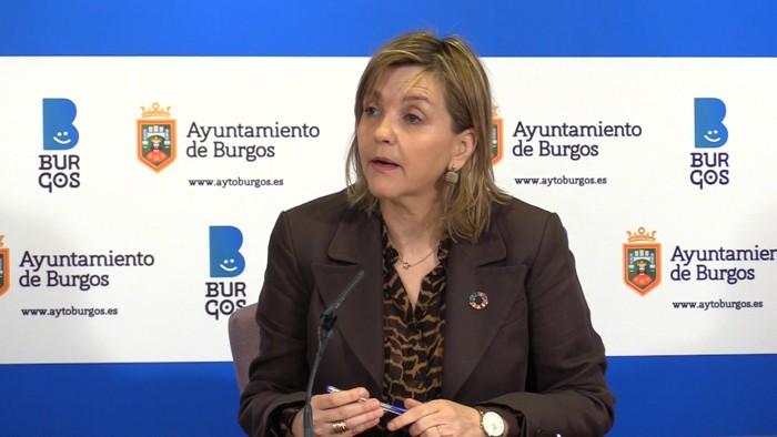 Sonia Rodríguez Concejal Servicios Sociales (Febrero 2020)