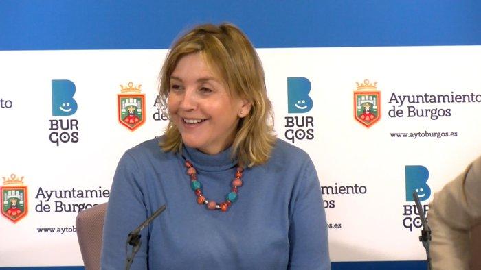 Sonia Rodriguez Concejal Servicios Sociales (Febrero 2020)