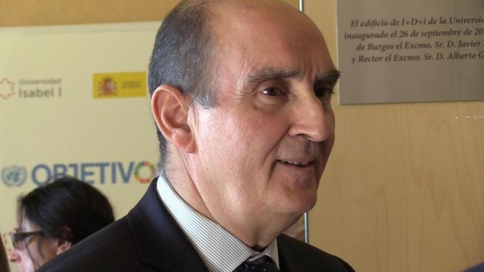 Tomas Quintana López Procurador del Común (Febrero 2020)
