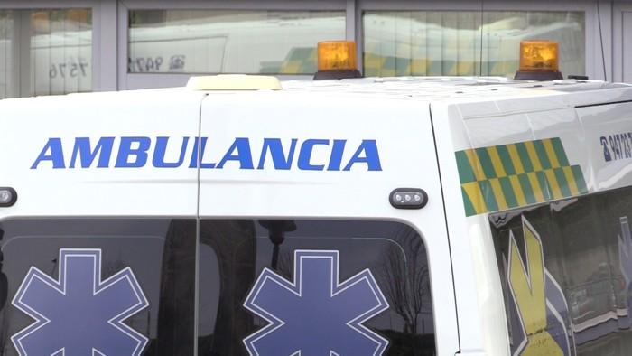 Ambulancias Rodrigo HUBU (Marzo 2020)