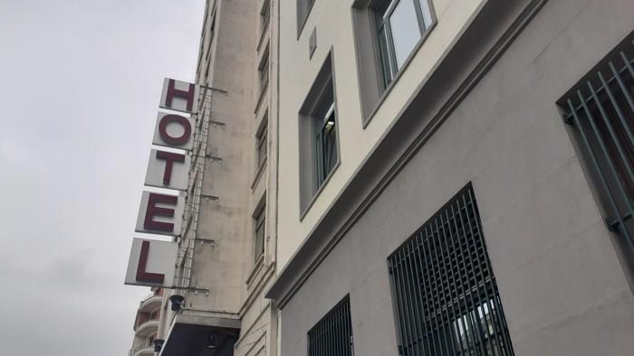 Hotel (Marzo 2020)