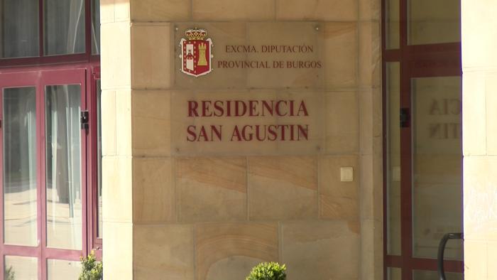 Residencia Ancianos Tercera Edad San Agustin Diputacion (Marzo 2020)