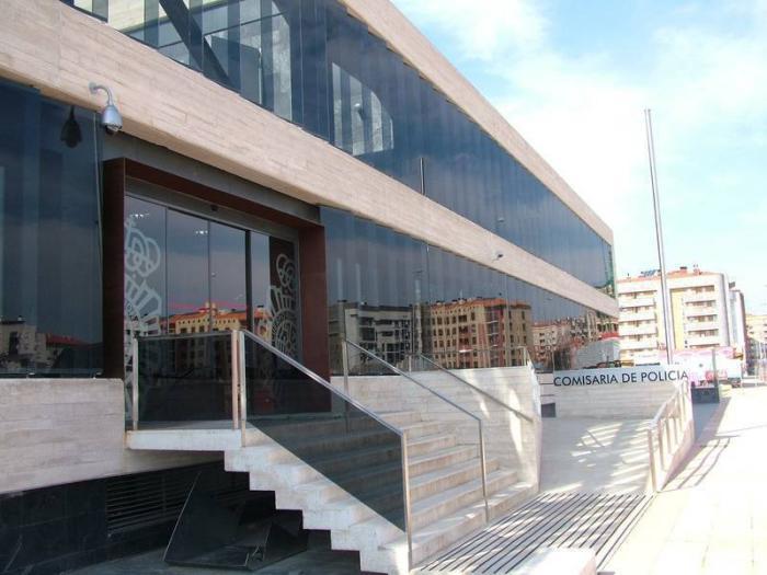 Comisaría de Policía de Miranda de Ebro