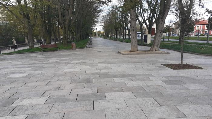Calles Vacias Estado Alarma Coronavirus (Abril 2020)