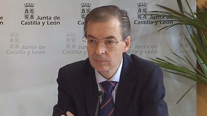 Germán Barrios Consejero Empleo e Industria