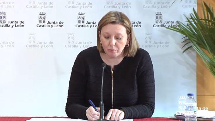 Isabel Blanco Consejera Familia