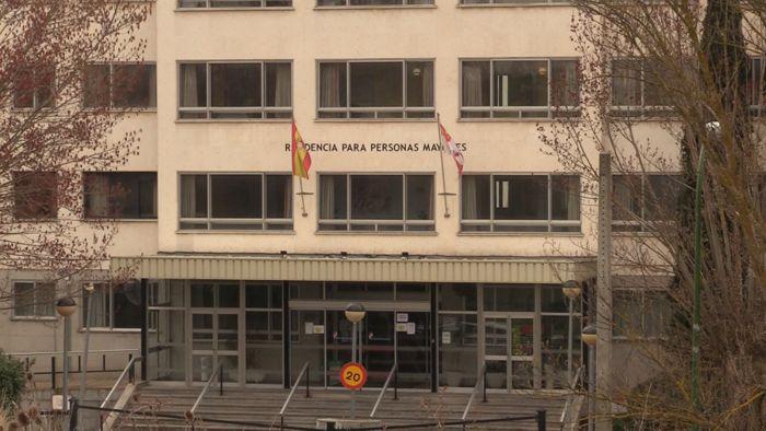 Residencia Personas Mayores Ancianos Tercera Edad (Abril 2020)