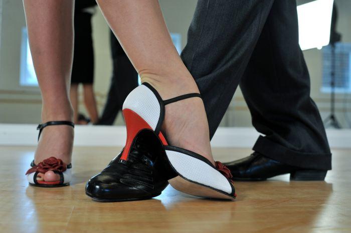 Bailes Salon Tango (Mayo 2020)