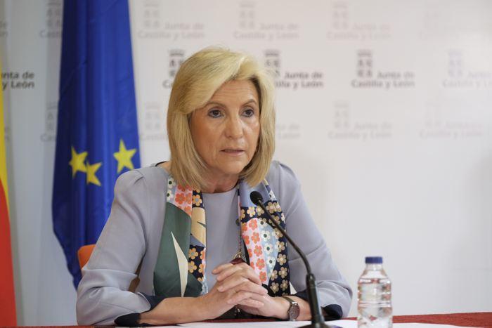 Consejera Sanidad Veronica Casado (Mayo 2020)