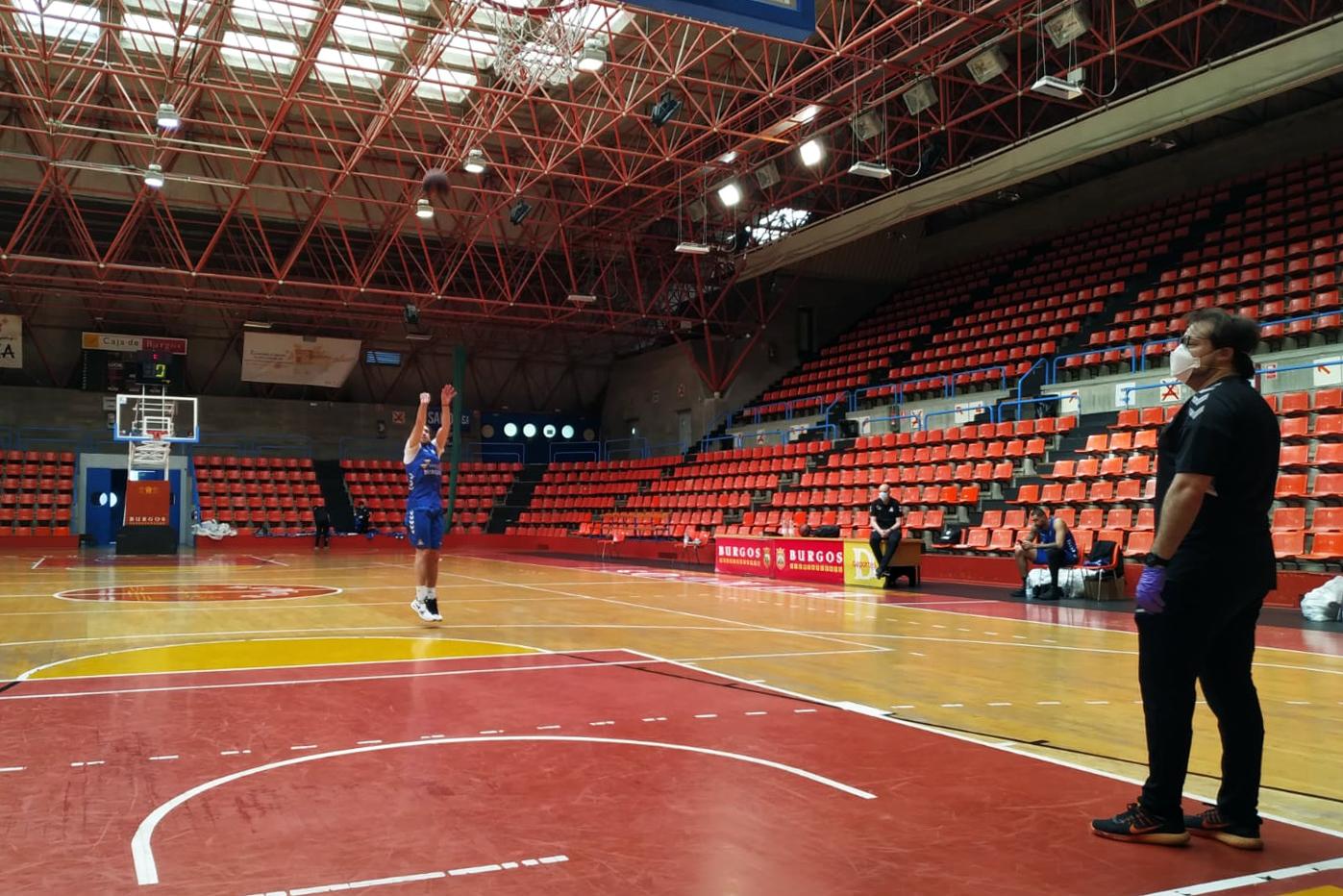 Regreso a los entrenamientos del San Pablo (SPB-J. Ruiz)