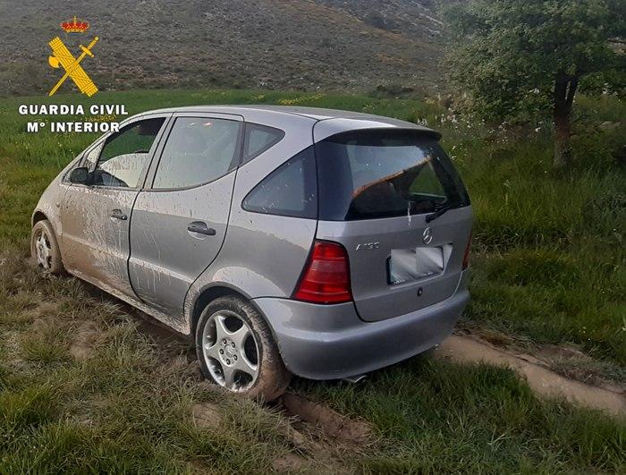 Rescate Persona Perdida Monte Coche Guardia Civil (Mayo 2020)