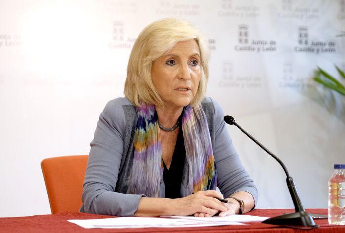 Veronica Casado Consejera Sanidad (Mayo 2020)