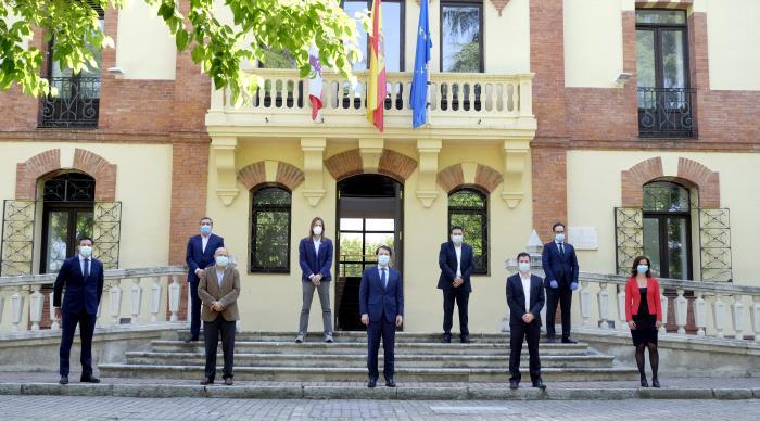 Portavoces grupos políticos en las Cortes