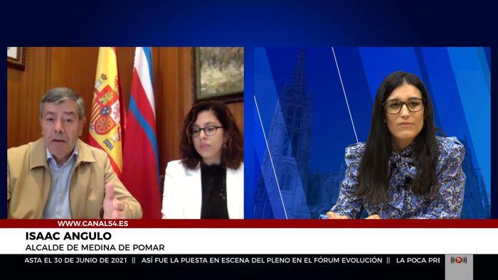 Entrevista Medina de Pomar