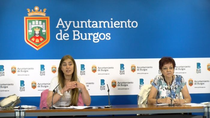 Carolina Álvarez y Maribel Bringas