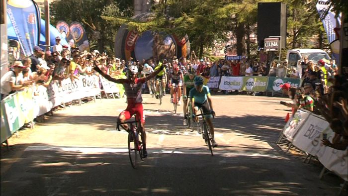 Imagen de archivo de la Vuelta a Burgos