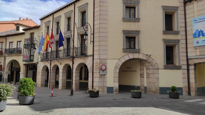 Ayuntamiento Aranda de Duero (Agosto 2020)