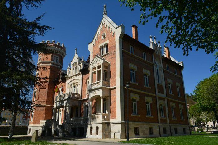 Palacio de la Isla Pagina Web